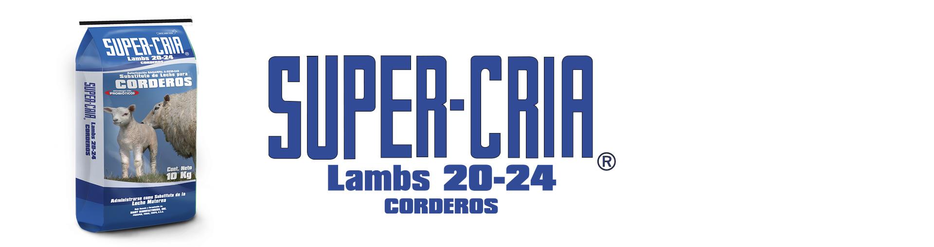 Super Cria Corderos